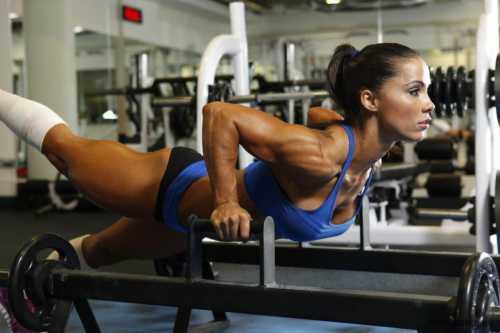 Пропускать фитнес можно не только из