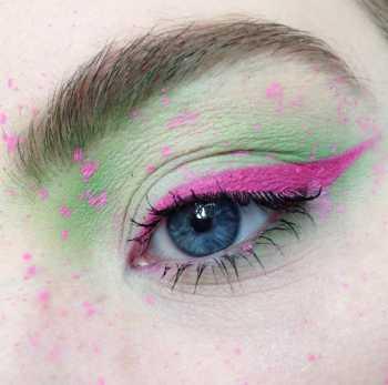 Азы колористики: как сочетать несколько оттенков в макияже глаз