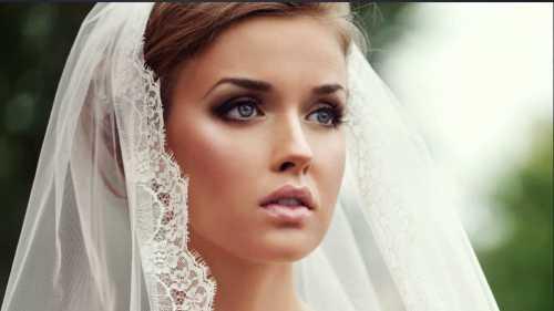 Свадебный макияж, подготовка к свадьбе, невеста