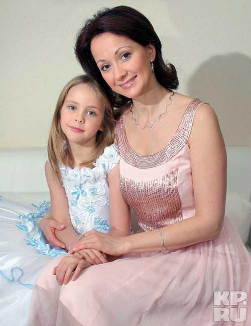 Ольга Кабо: У нас с дочкой нет запретных тем