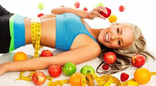 Основы здорового питания для похудения, чтобы