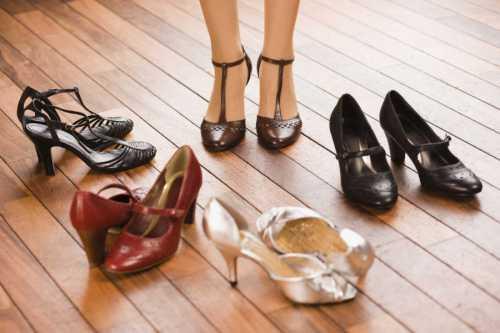 Обувь из Италии — стильно, удобно, практично