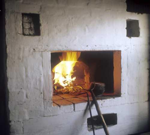 Правильно топить русскую печь
