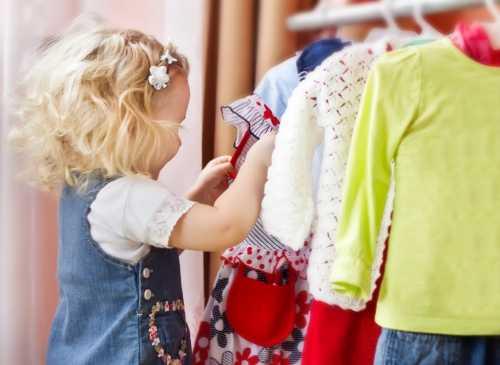 Как выбирать детскую одежду