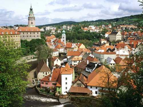 Старая и современная Словакия