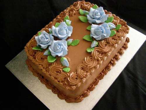 Все виды тортов