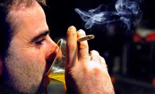 Десять вредных привычек мужчин