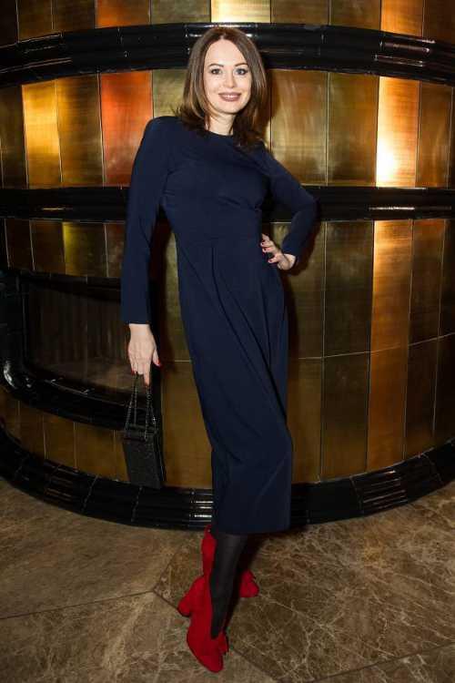 Ирина Безрукова совершила модный прорыв