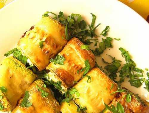 Рецепты из кабачков: ТОП
