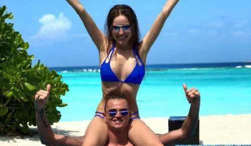 Дмитрий Тарасов расписался с Анастасией Костенко