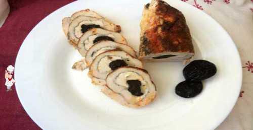 В качестве начинки использовали не чернослив, а другие ингредиенты сливы, груши, виноград, твердые сорта сыра или даже отваренные виды круп