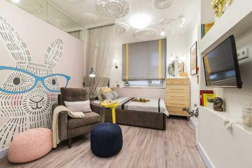 Детская комната: новые тренды в интерьере фото
