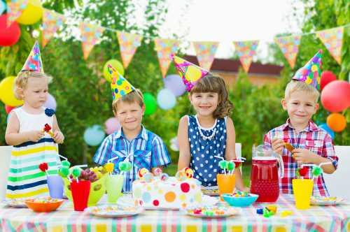 Как организовать праздник для детей