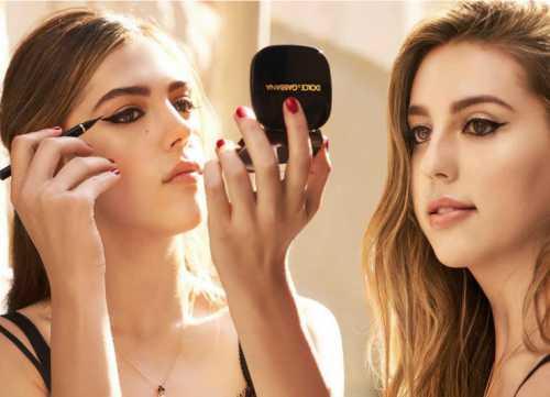 Дочери Сильвестра Сталлоне снялись в новой рекламной кампании Dolce&Gabbana