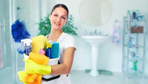 Как привести квартиру в порядок всего за 45 минут