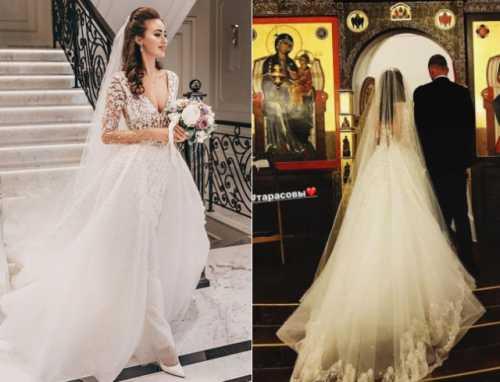 Тарасов и Костенко раскрыли повод своего венчания