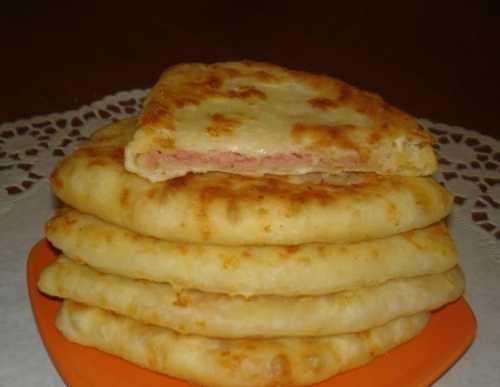 Рецепты сырных лепёшек на кефире, секреты выбора