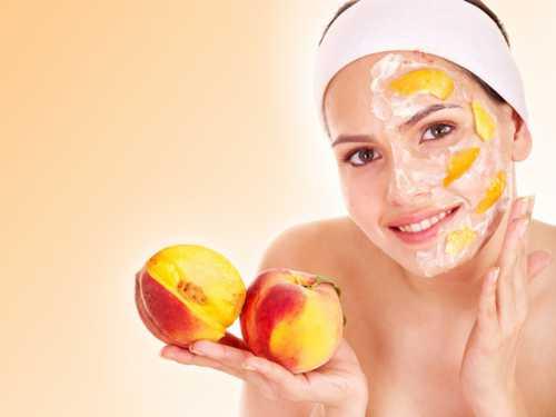 Маски из абрикосов для лица, как правильно