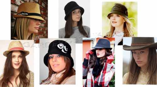 Как правильно выбрать шляпку