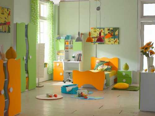 Как правильно выбрать мебель для детской