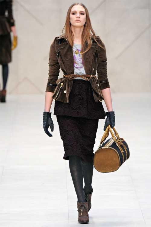 Модные тенденции 2012/2013