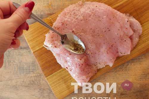 Узнай рецепты стейка из индейки во всевозможных
