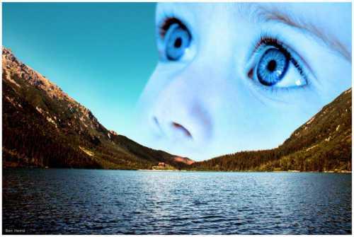 Мир с распахнутыми глазами