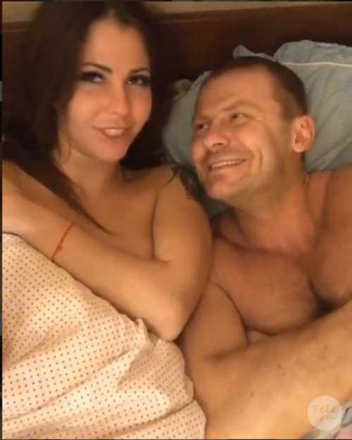 Беркова вышла замуж в четвертый раз