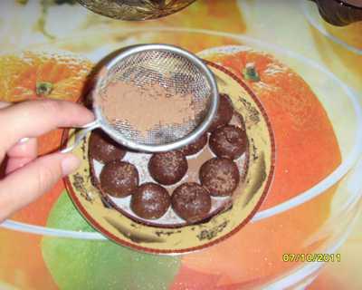 Домашние конфеты для мамы и малыша