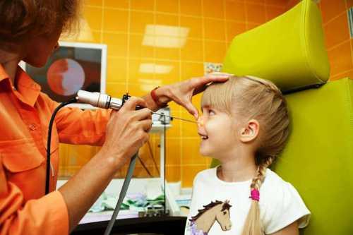 Аденоиды у детей: способы лечения
