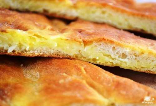 Рецепты пирога с картошкой и сыром, секреты