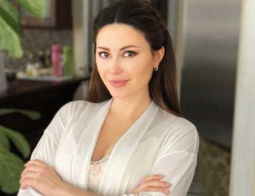 Телеведущая Ольга Ушакова стала многодетной матерью