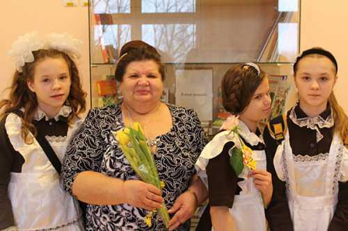 Сценарий на 8 Марта в школе для учителей