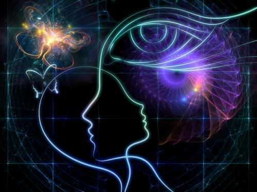 Процесс поиска ответа интуитивным путем запускается, когда в психическом пространстве человека сталкиваются два различных мира как наиболее значимые открытия были сделаны на стыке двух наук