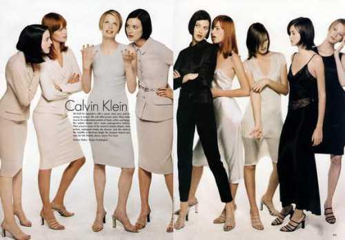 Calvin Klein: минимализм, как стиль жизни и образ мышления