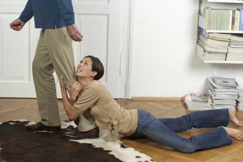 Как я от мужа пыталась избавиться