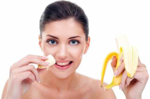 Маски для кожи вокруг глаз: банановое удовольствие