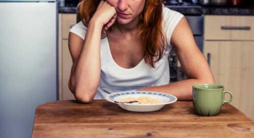 Отказываясь от завтрака, вы рискуете поправиться