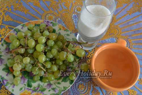 Рецепты наливки из винограда в домашних условиях,