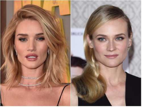Прическа под форму лица: примеры голливудских звезд фото