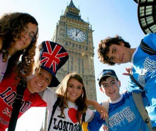 Обучение за границей Курс на Британию