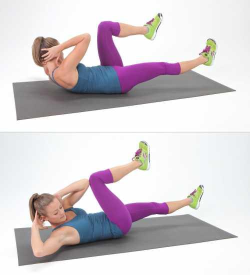 5 простых упражнений для красивого тела в домашних условиях