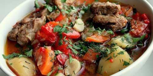 Рецепты хашламы из говядины: секреты выбора