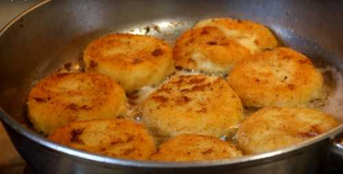 Рецепты картофельных котлет, секреты выбора