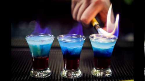 Что пьют мужчины: коктейль Б