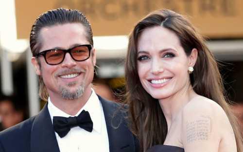 Развода не будет: Брэд Питт и Анджелина Джоли помирились