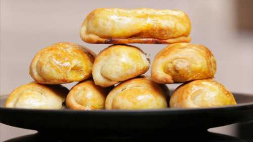 Пошаговый рецепт пирожков с капустой,  секреты
