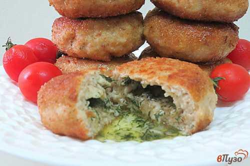 Рецепты котлет из свинины и курицы: секреты