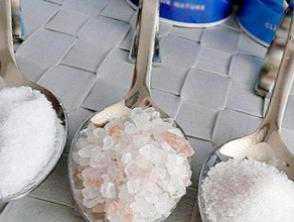 ВОЗ советует потреблять меньше соли, но больше