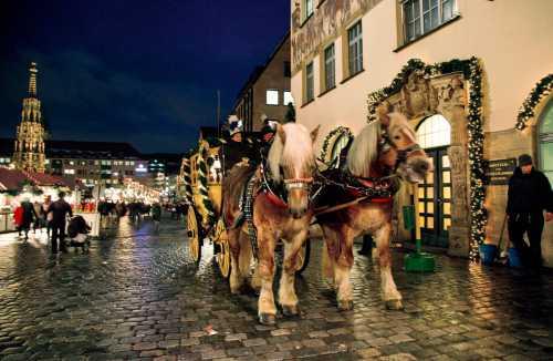 Время перед Рождеством в Германии
